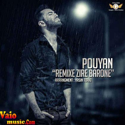 Pouyan - Baraye Akharin Bar (Remix)