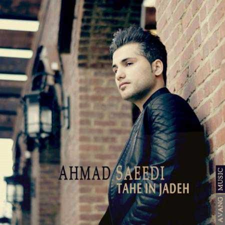 دانلود آهنگ احمد سعیدی بنام ته این جاده